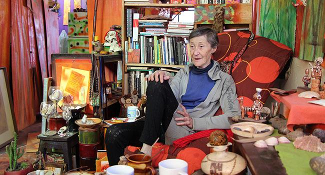 Alicia Unger Artist- Andean Spirit