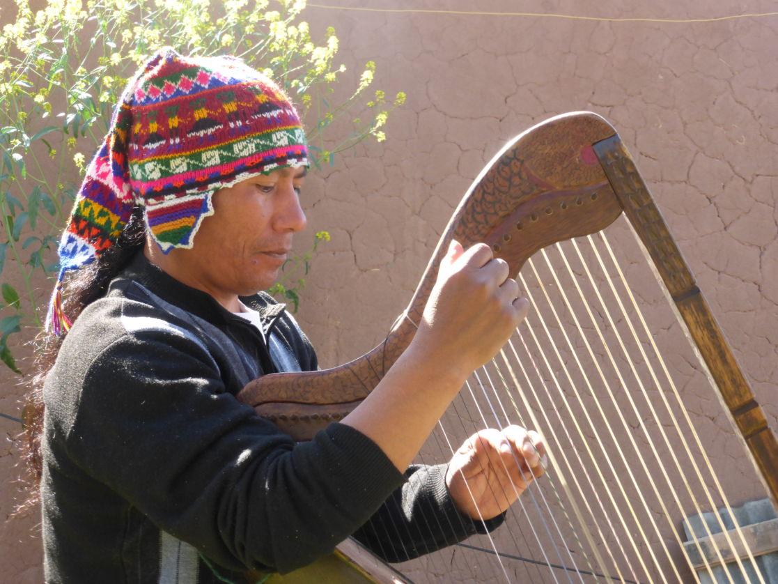 Quechua Musician Cusco - Andean Spirit