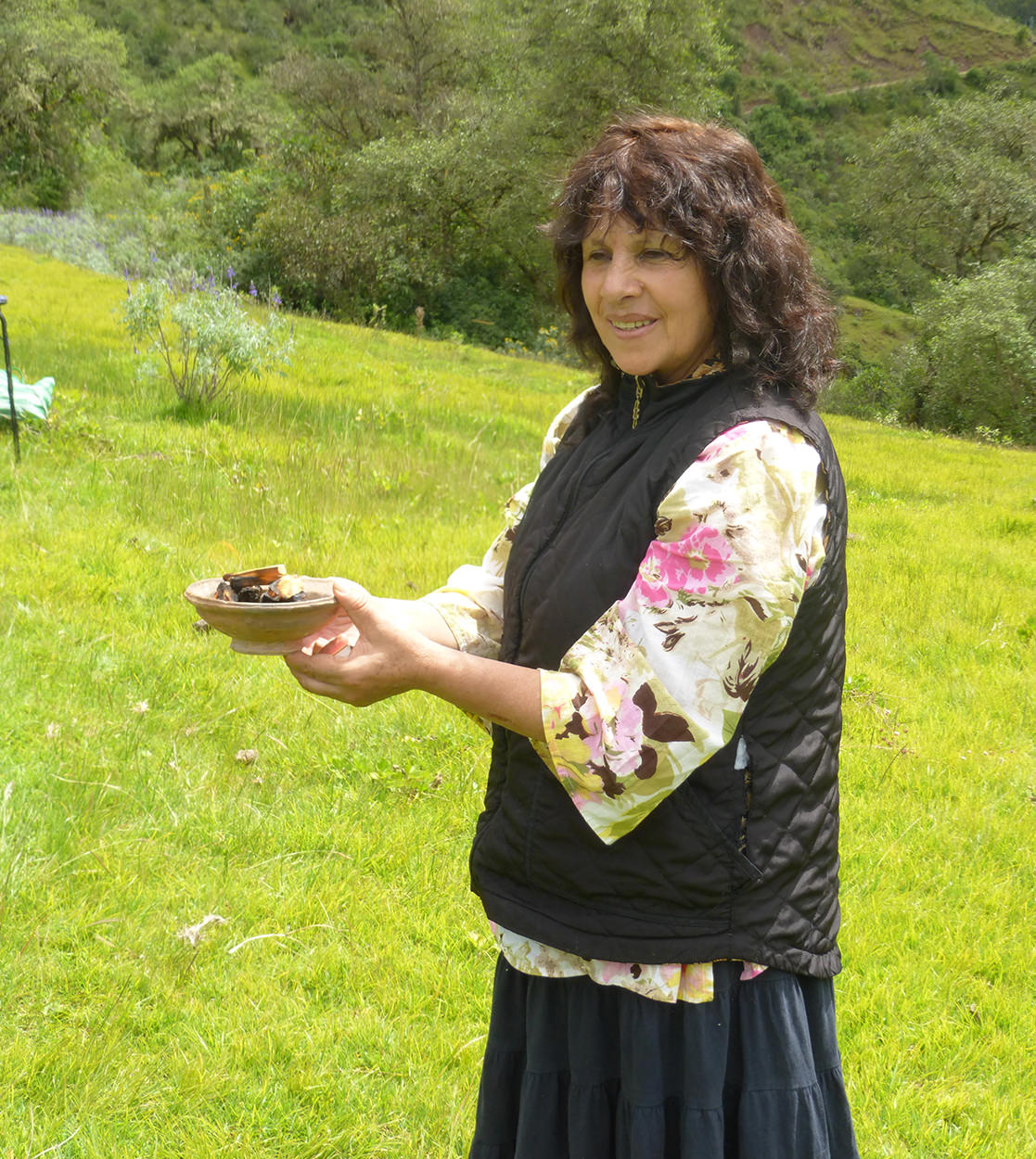 Doris Riveros - Andean psychic