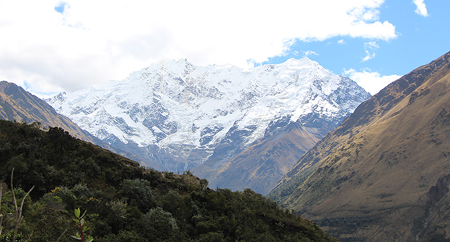 Great Pic of the Andes - Andean Spirit Destinations