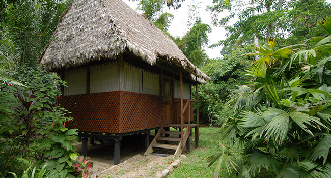 Lodge in Madre de Dios - Andean Spirit Destinations