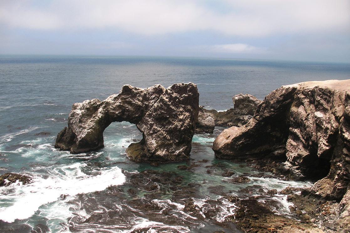 San Fernando Beach - Andean Spirit