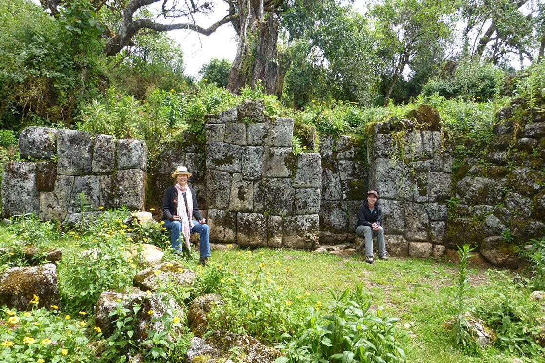 Inca site of Choquechurco - Andean Spirit
