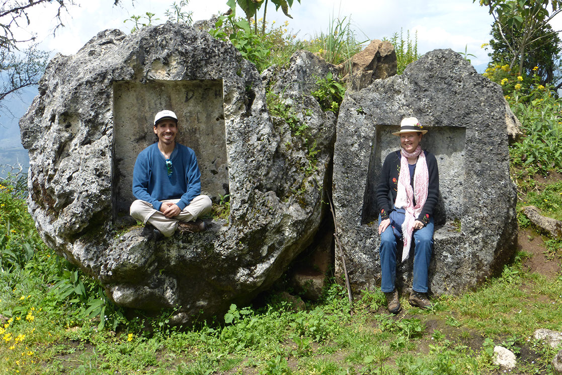 Fam trip VPA - Andean Spirit Destinations