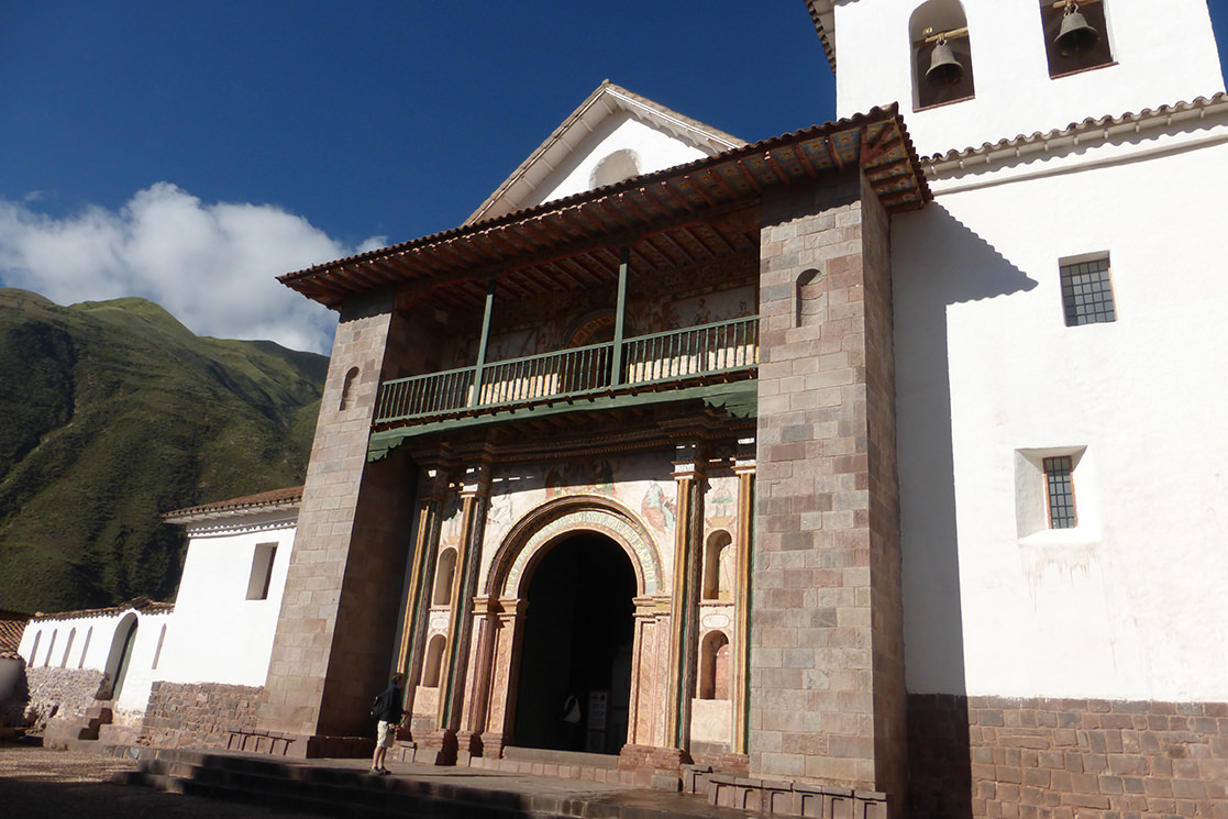 Andahuaylillas Church - Andean Spirit