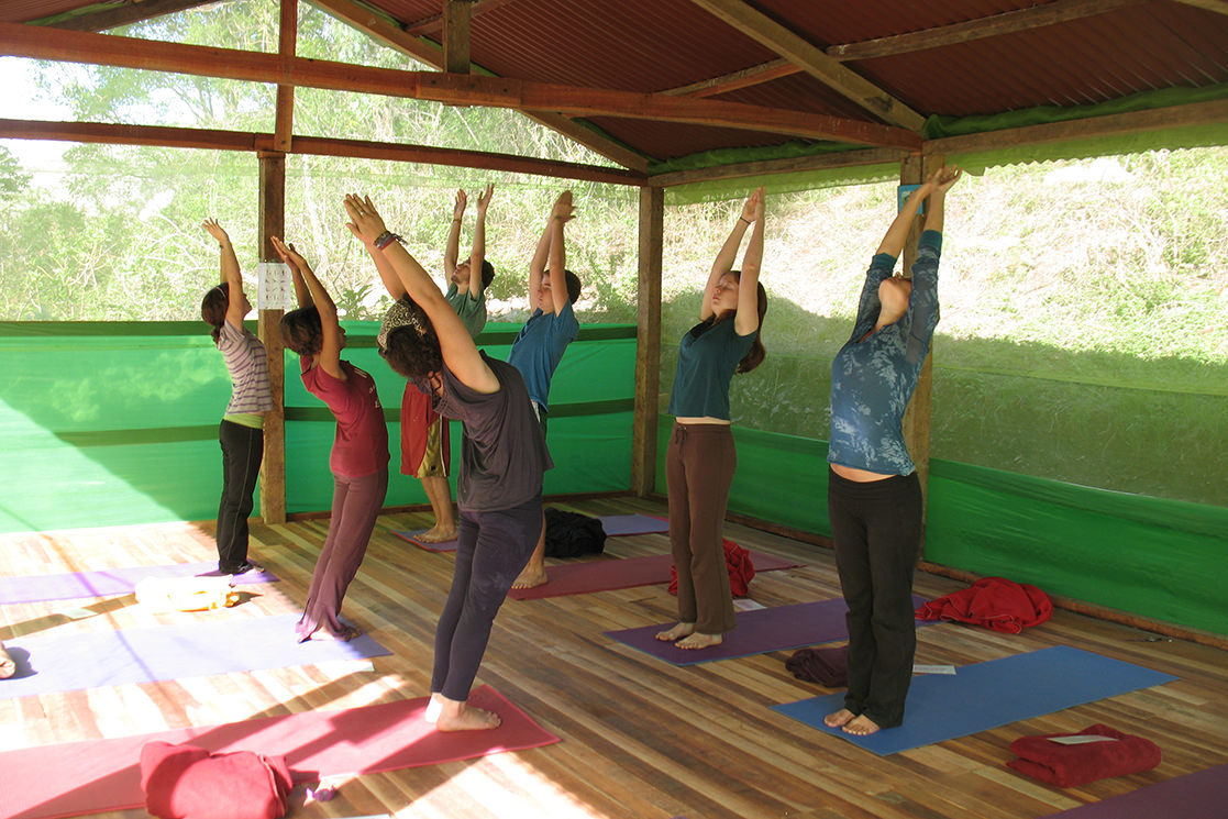 Yoga Vacations - Andean Spirit Destinations