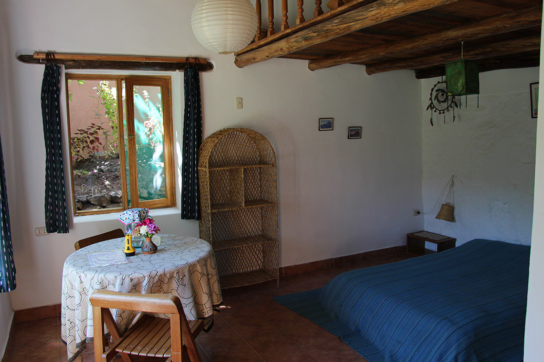 Double Beds at Limatambo - Andean Spirit
