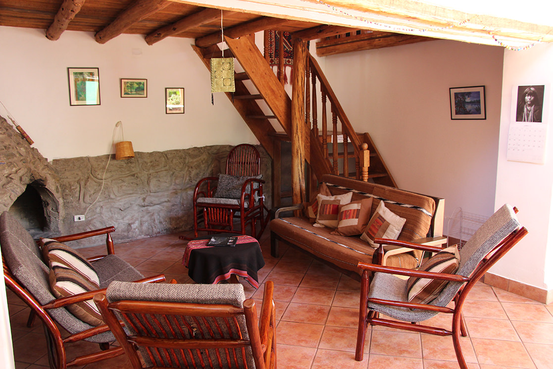 Andean Spirit Lodge