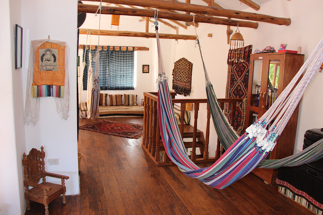 Hammocks at Limatambo - Andean Spirit