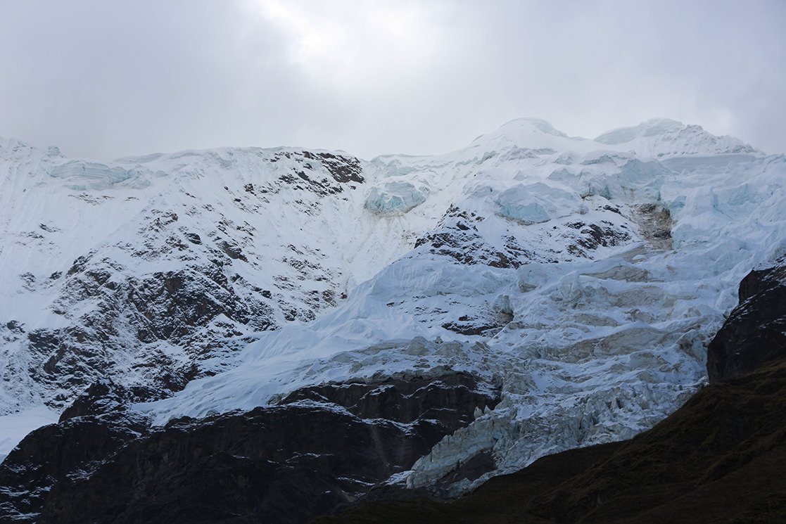 Glaciers at Sunset - Andean Spirit Destinations