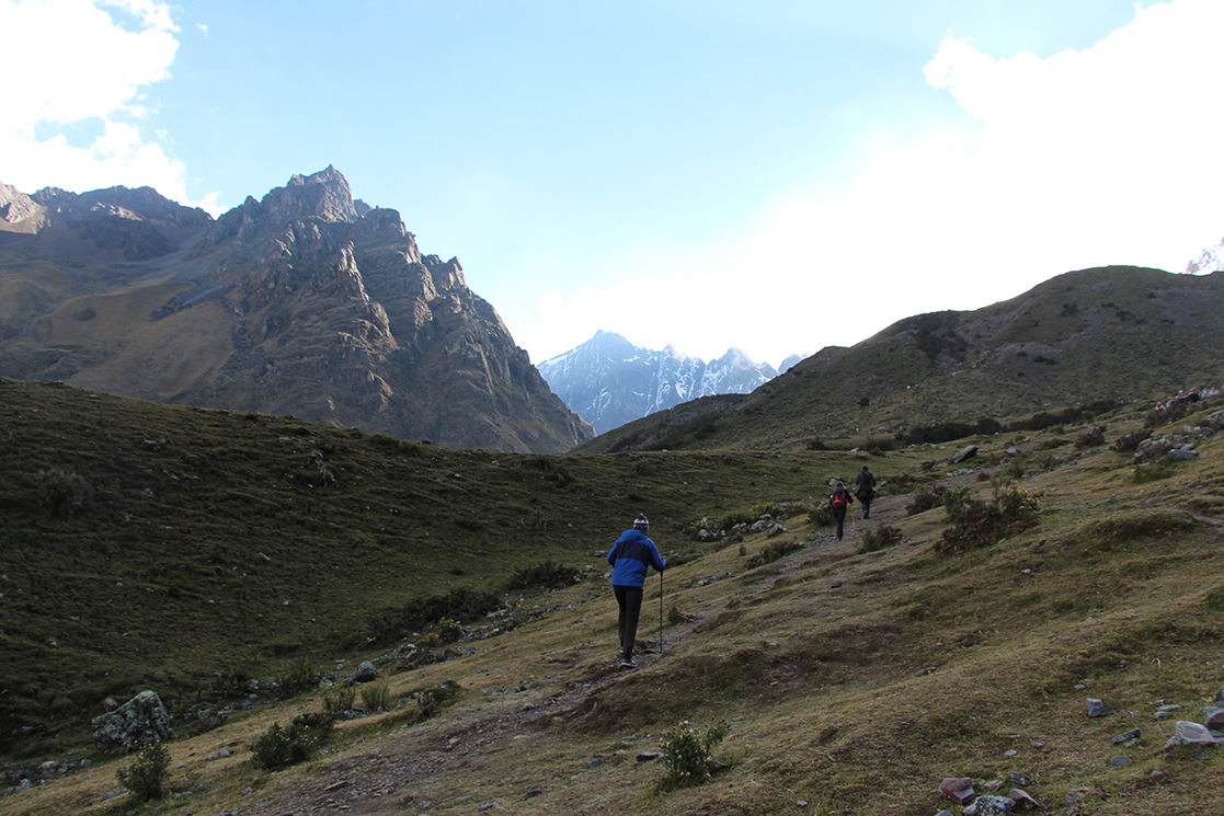 Trekking in the Andes - Andean Spirit Destinations