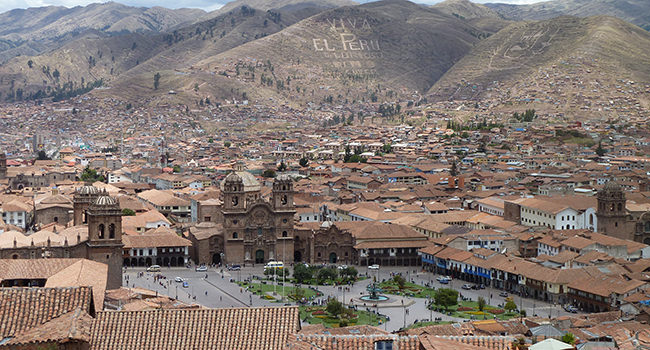 Cusco Main Square - Andean Spirit Destinations