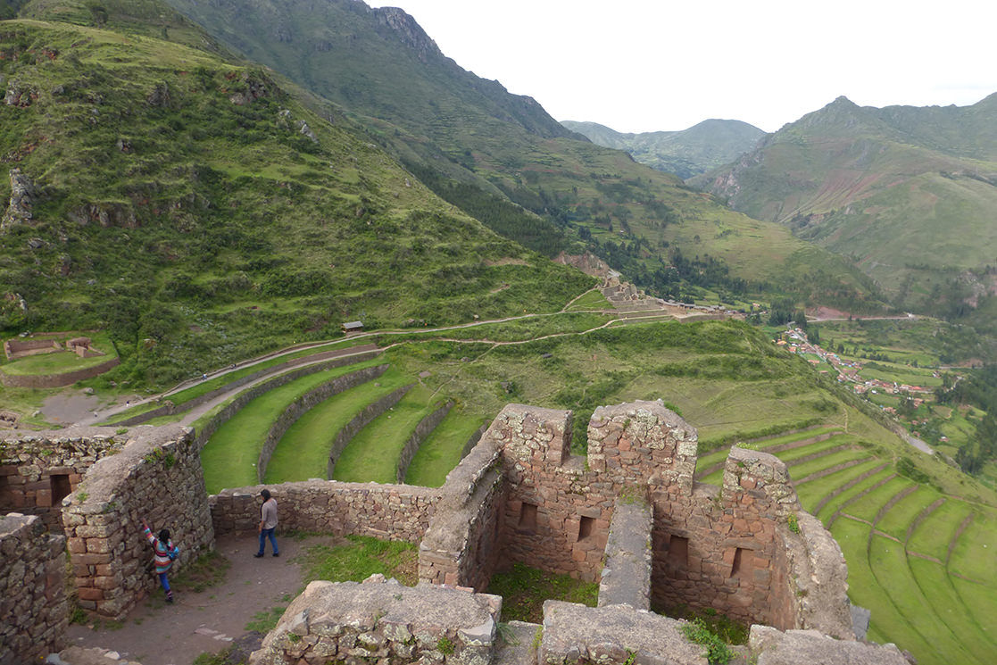 Inca Complex of Pisac - Andean Spirit