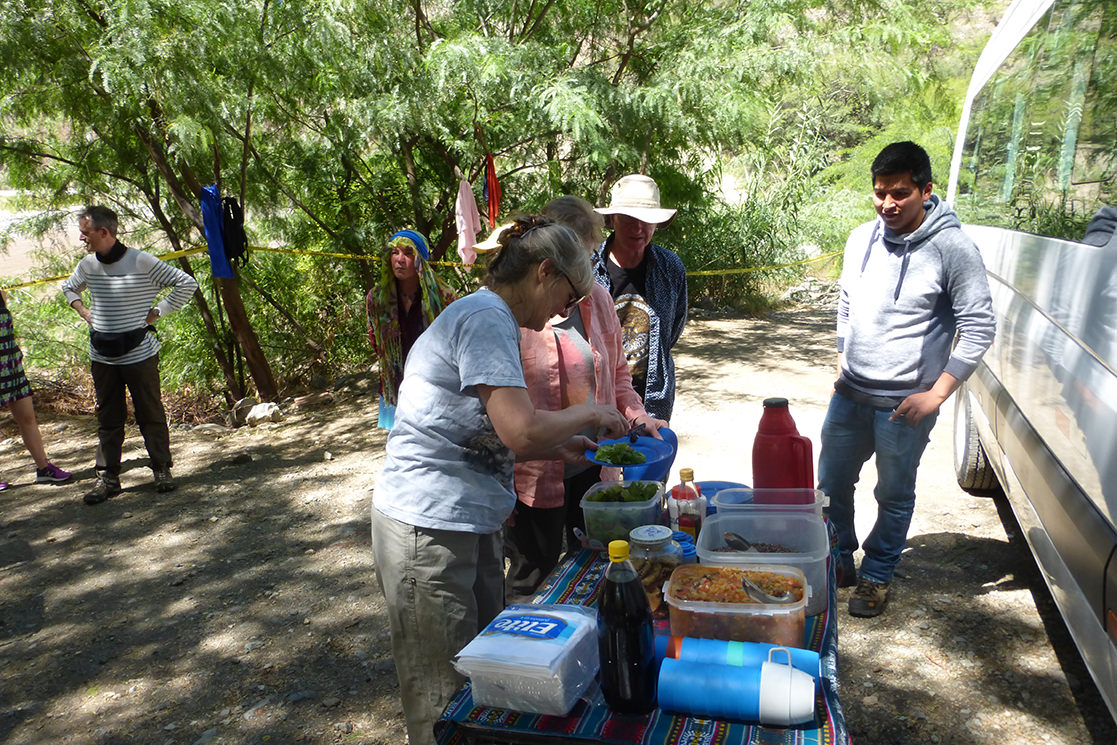 Picnic Lunch in Cconoc - Andean Spirit Destinations