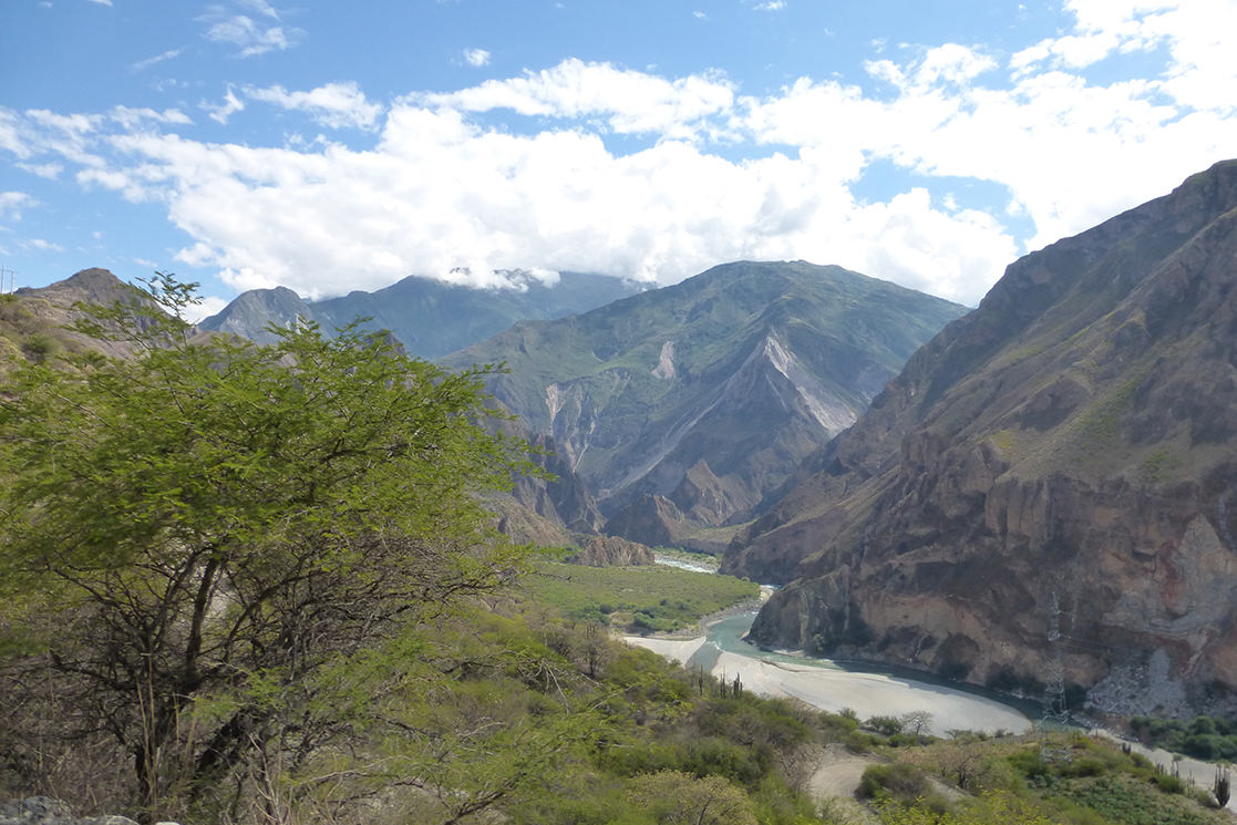 Apurimac River - Andean Spirit Destinations