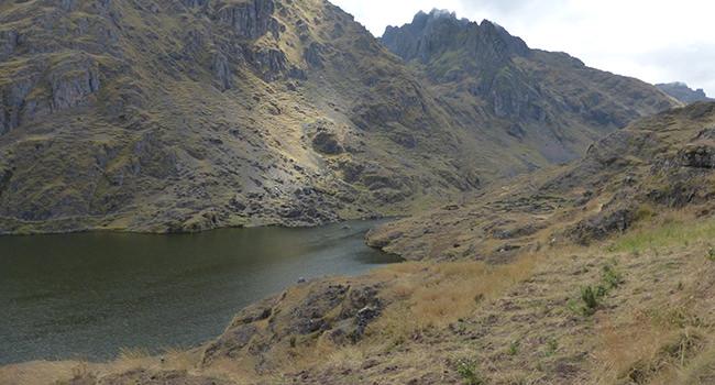 Kimsaqocha Lagoon - Andean Spirit Destinations