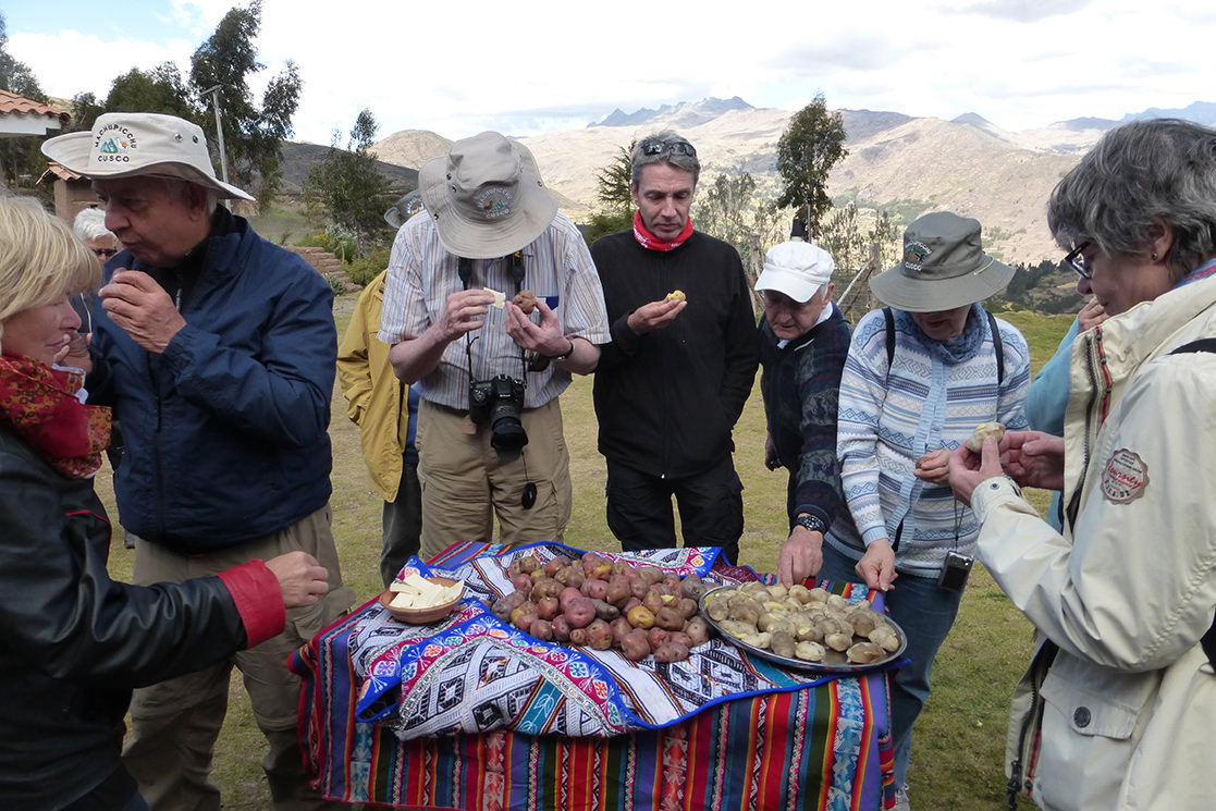 Pisac Potato Park - Andean Spirit Destination