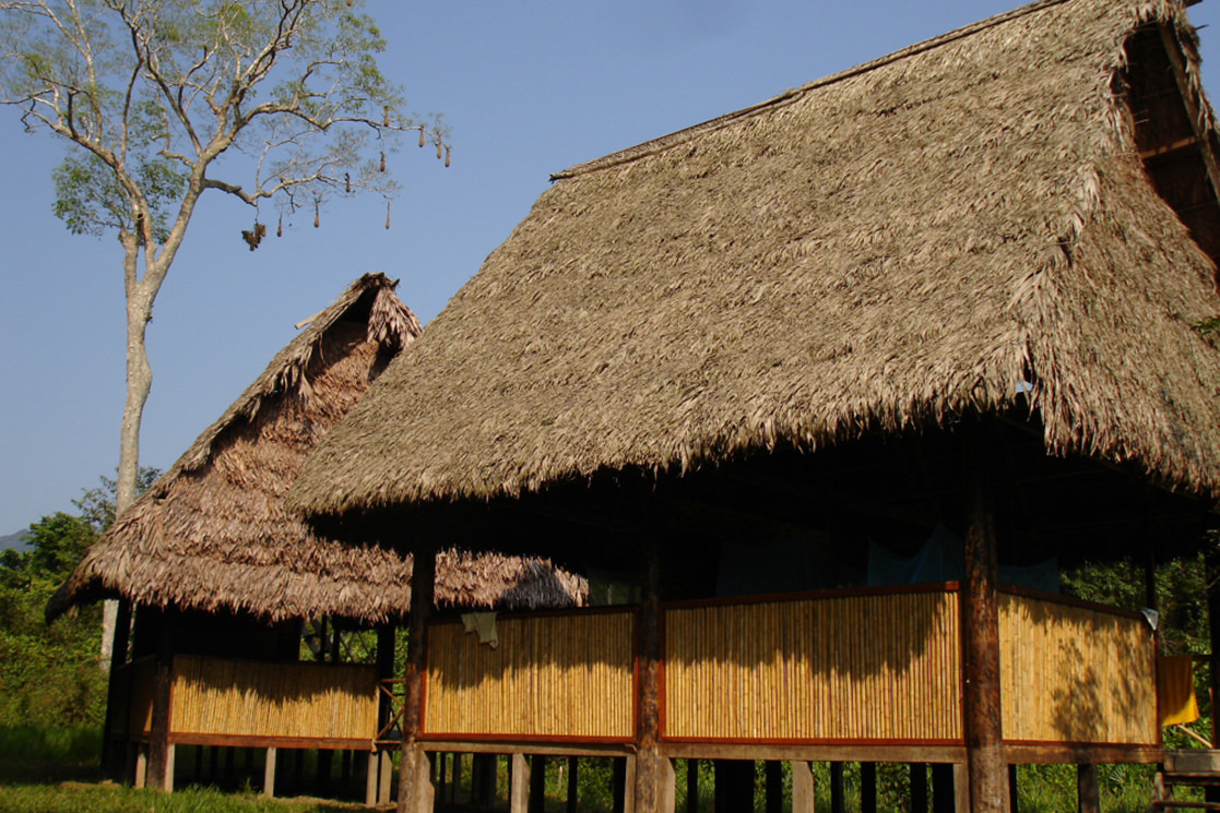 Lodge in Manu Park - Andean Spirit