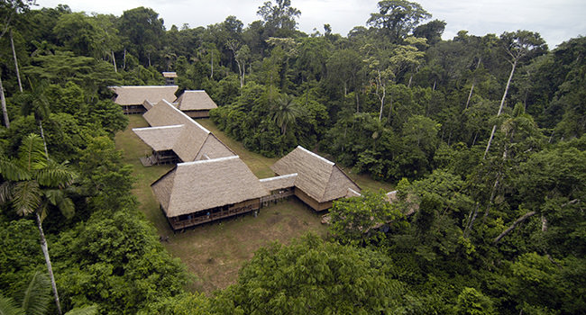 Tambopata Research Center - Andean Spirit