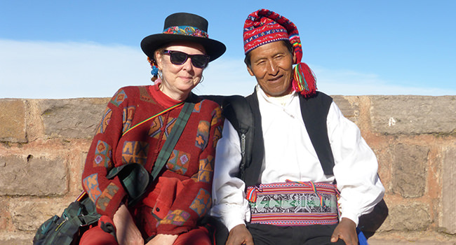 Quechua Homestays at Lake Titicaca - Andean Spirit