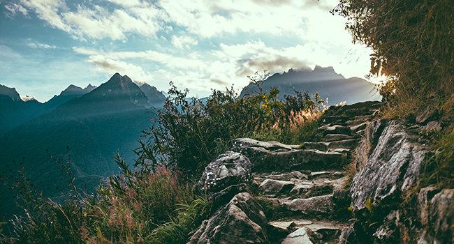 Inca trail to Machupicchu - Andean Spirit