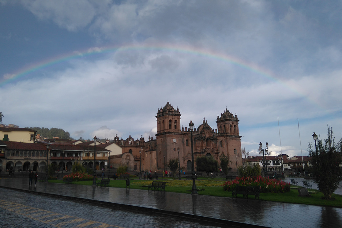 Cusco Cathederal - Andean Spirit Destinations
