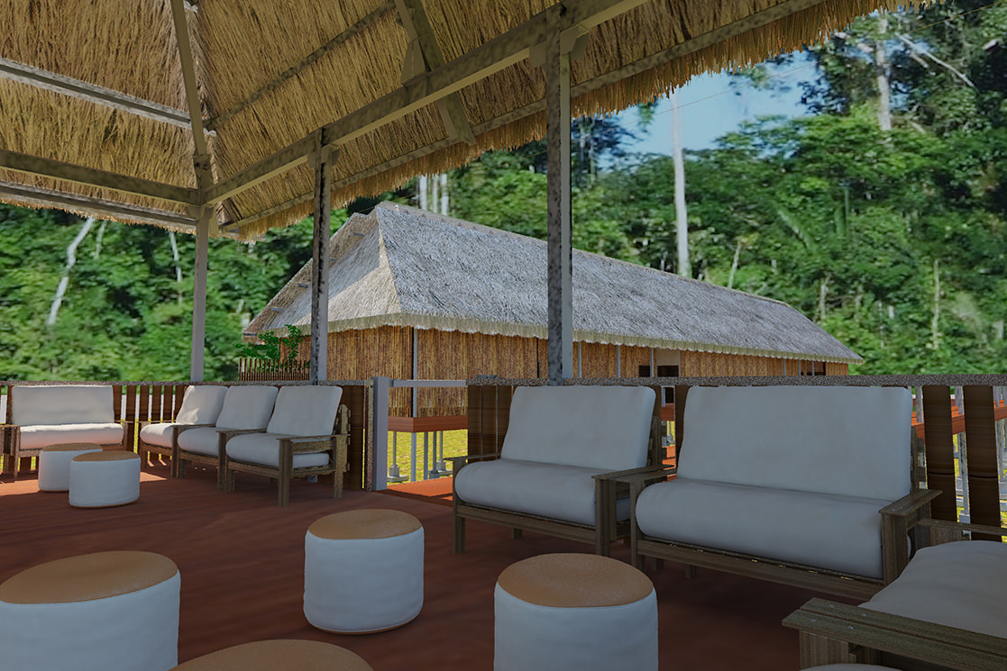 Hotel in Tambopata - Andean Spirit Destinations