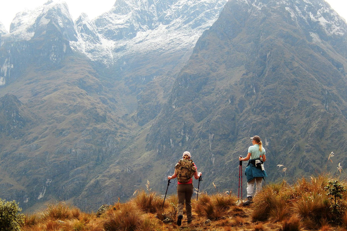 On the Inca Trail - Andean Spirit Destinations
