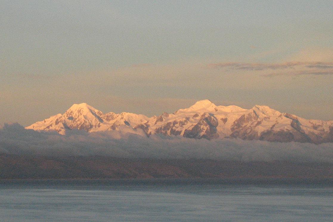 The Cordillera Blanca