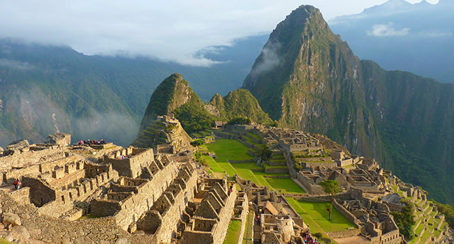 Machu Picchu Vista - Andean Spirit Destination