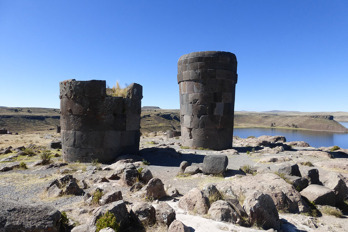 Kolla Tombs of Sillustani - Andean Spirit
