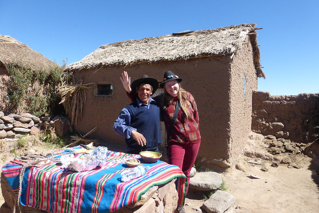 Farmers in Hatuncolla - Andean Spirit Destinations