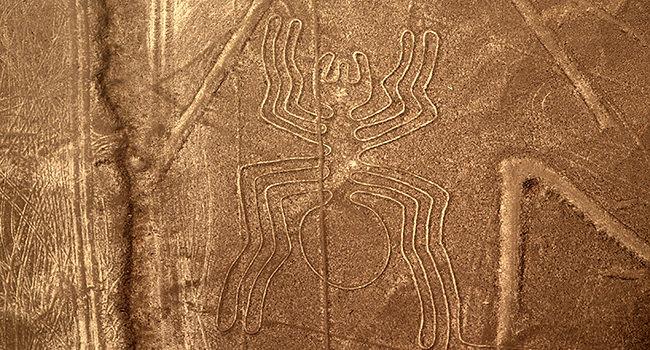 Nazca Geoglyph - Andean Spirit Destinations