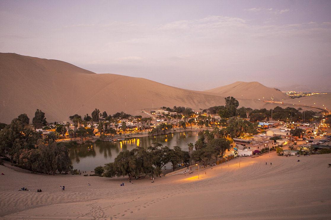 Desert Oasis Huacachina - Andean Spirit