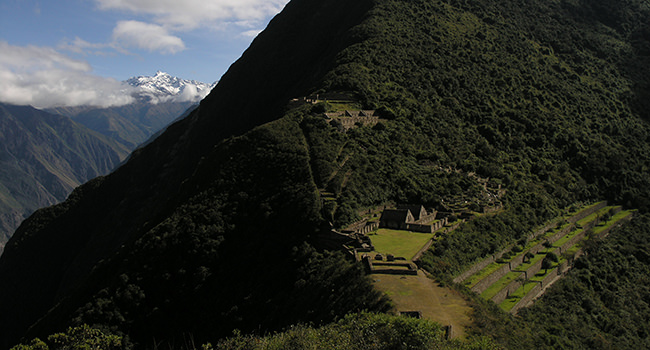 The Inca Site of Choquequirao - Andean Spirit Destinations