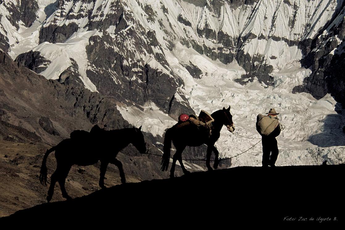 Ausangate Trek & Horses - Andean Spirit
