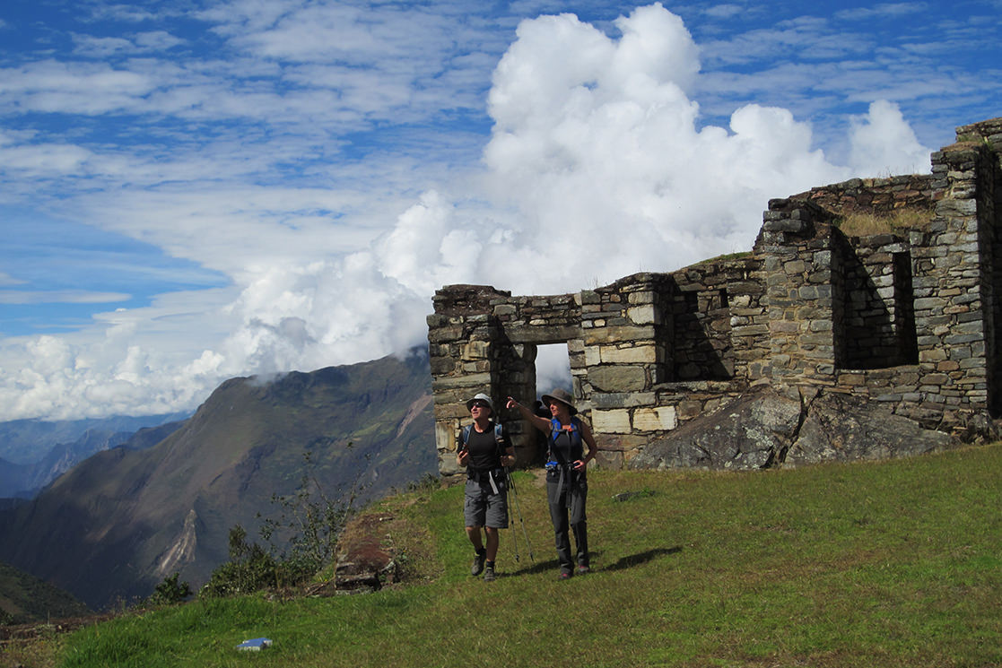 Choquequirao Trek + Hiking Down - Andean Spirit Destinations