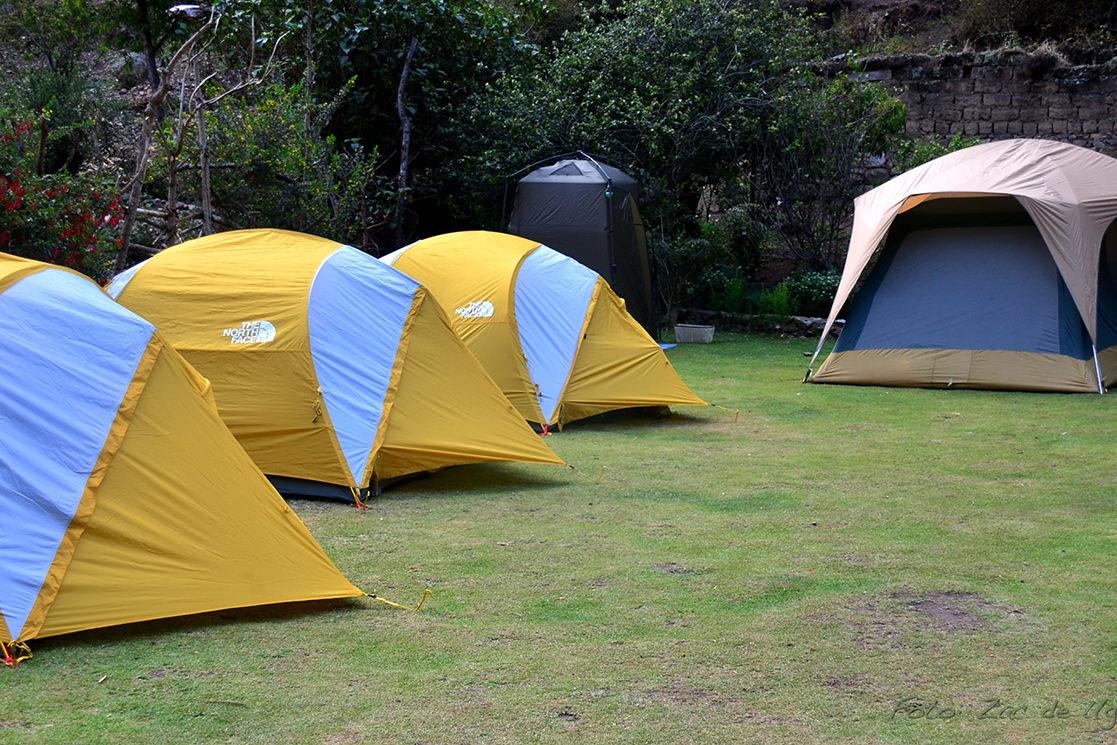 Choquequirao Trek Camping - Andean Spirit