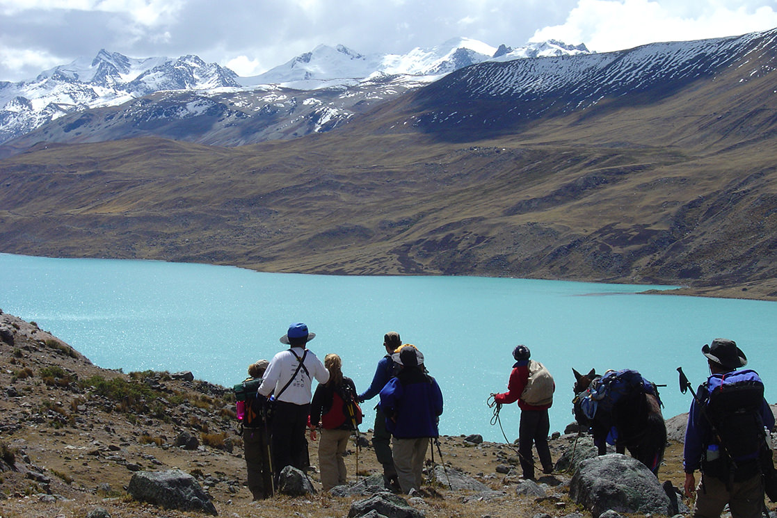 Our Last Day of the Trek - Andean Spirit