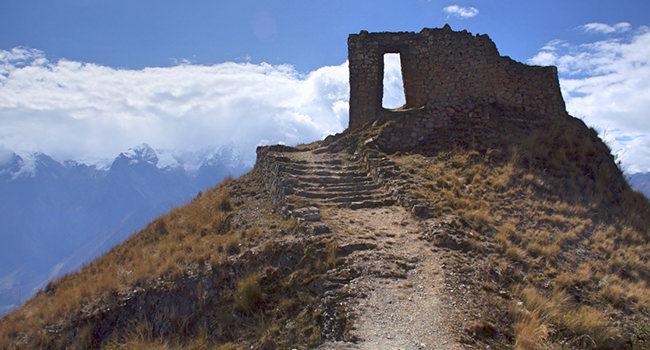 Cachiccata Hike Intipunku - Andean Spirit