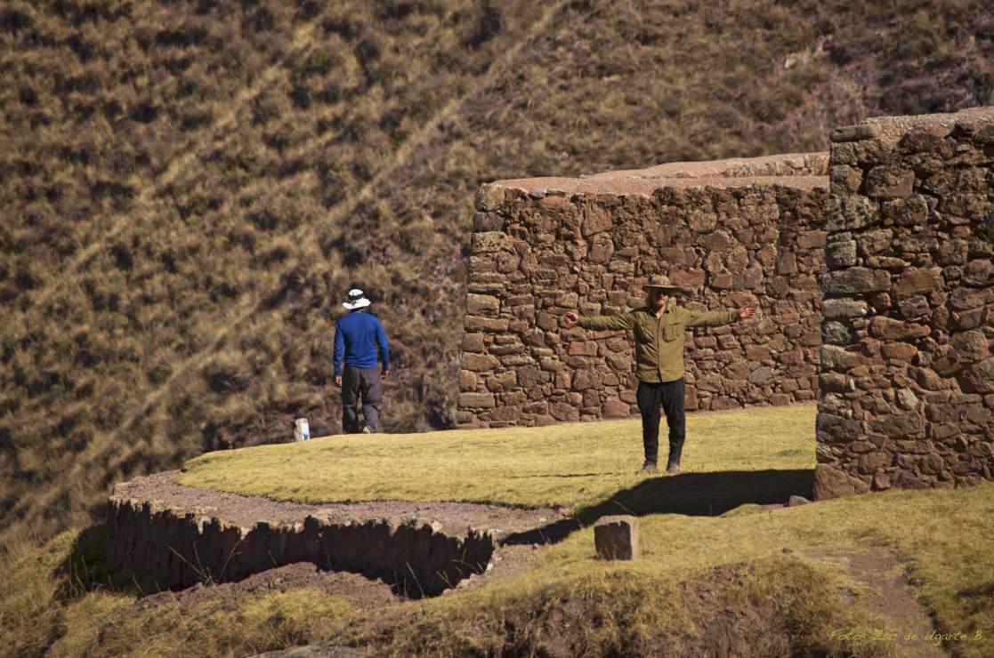 Cachiccata Hike + Perolniyoq Site - Andean Spirit