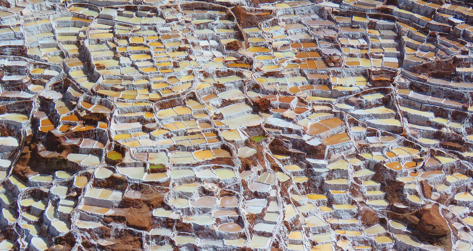Salt Pans of Maras - Andean Spirit Destinations