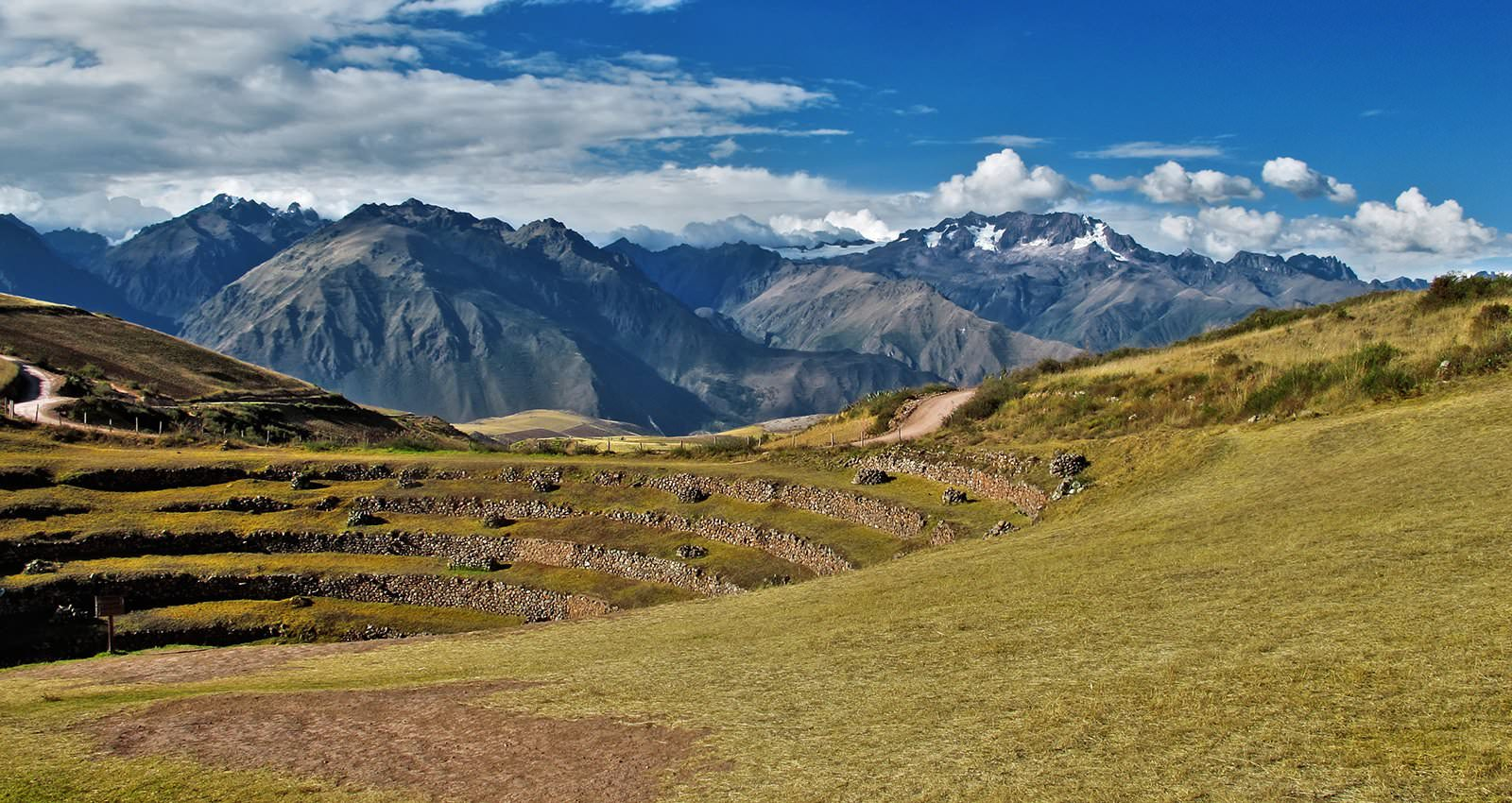 Moray Peru - Andean Spirit Destinations