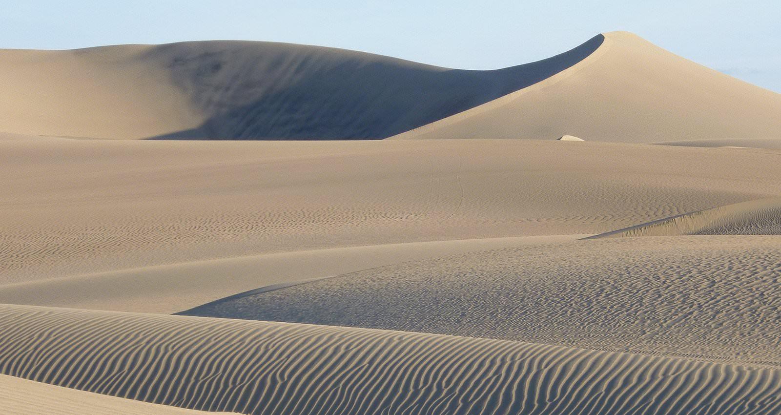 Peruvian Desert - Andean Spirit Destinations
