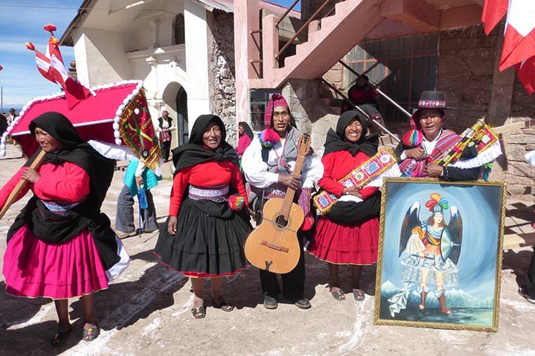 Experiential Tourism - Andean Spirit